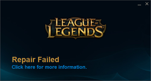 Installing the updated league client – riot games support.